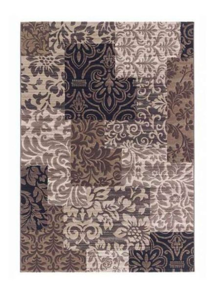 Alfombra vintage ARGENTUM 63020 4343