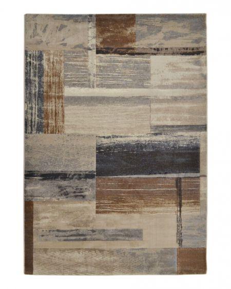 argentum 63019 9353 alfombra moderna