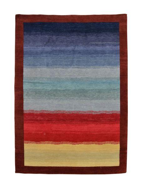 Alfombra moderna de lana MANUAL 10016