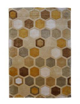 SHIBORI 61 00 alfombras geométricas