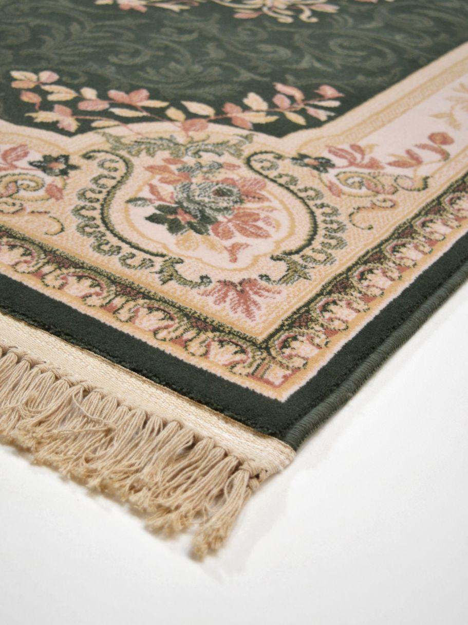 Alfombras de crevillente versalles verde cl sica alfombras nelo - Alfombras crevillente ...