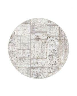 Alfombra redonda patchwork NUBIAN 64318 9575