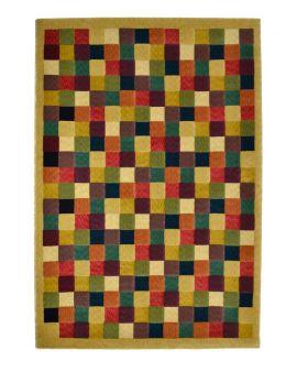 Philadelphia 201 alfombra de lana moderna