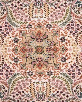 alfombra clásica de lana gobelin 60080 detalle
