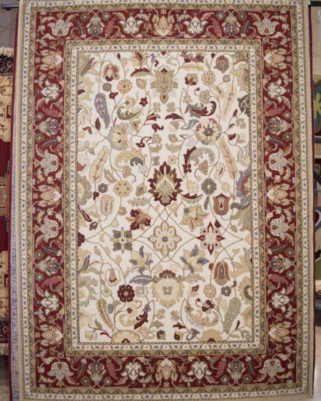 Alfombra clásica de lana HALI 60083