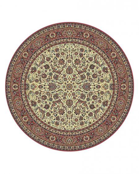 Alfombra redonda clásica KASBAH 13720 471