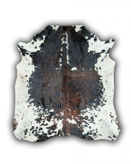 Alfombra de piel natural de toro normando G2