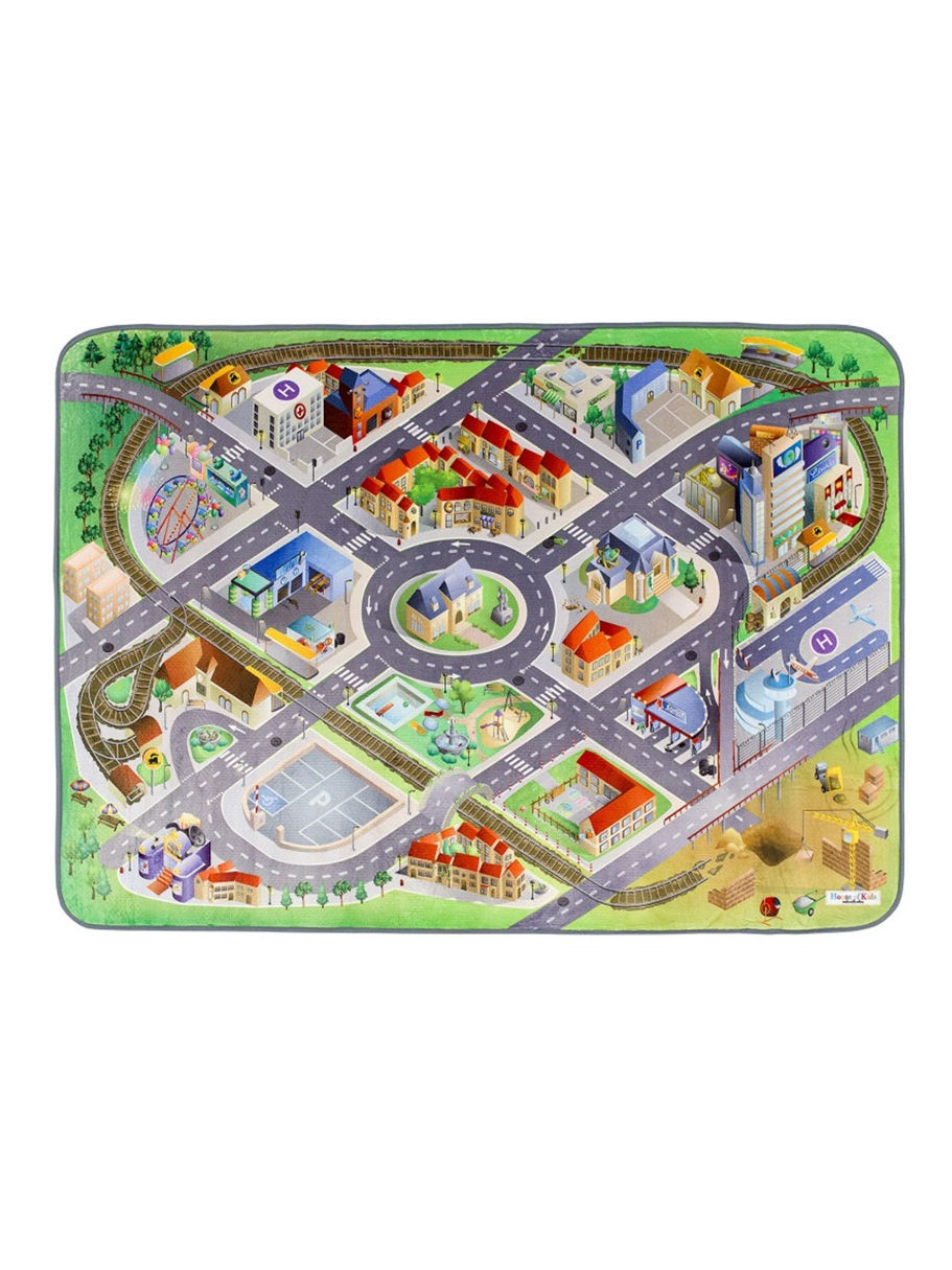 Alfombra Infantil Game Carretera Alfombras Nelo