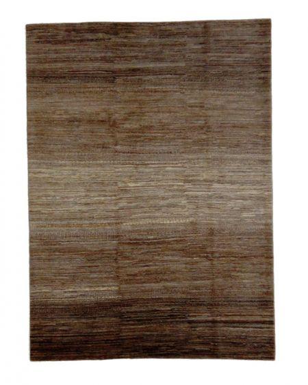 Alfombra oriental persa GABBEH SHEKARLOU 293x212 en tonos marrones
