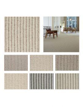 Stripes Wool moqueta de bucle