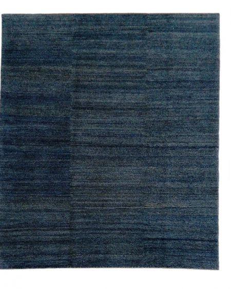 Alfombra oriental persa GABBEH SHEKARLOU 240x204 en color azul