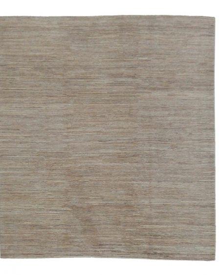 Alfombra oriental persa GABBEH SHEKARLOU 240x213 en color beige y marrón