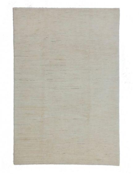 Alfombra oriental persa GABBEH SHEKARLOU 290x195 en color marfil