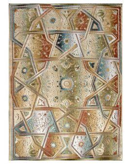 KRIS-15 alfombras de chenilla y viscosa