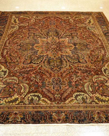 Alfombra clásica persa MASHHAD 299x383