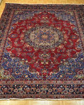 Alfombra clásica persa MASHHAD 289x364