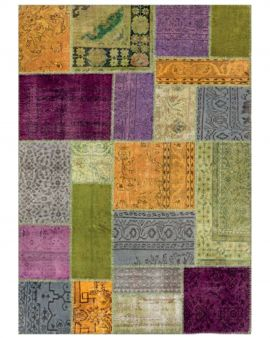 KONYAALTI 10 patchwork artesanal