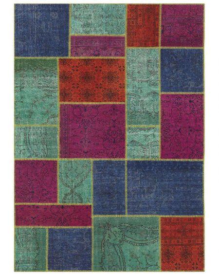 KONYAALTI MULTI patchwork artesanal