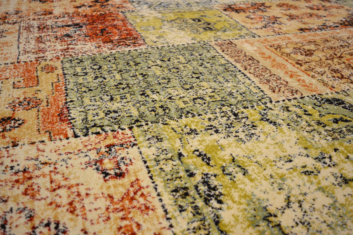 INFINITY 32487 6342 alfombra patchwork vintage Alfombras Nelo