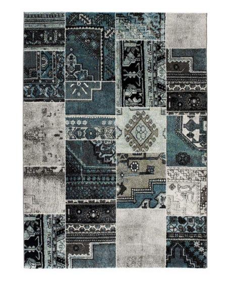 Alfombra diseño patchwork TENERÉ 21826 14