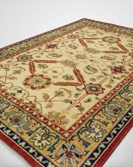 Aranjuez 809 Beig alfombras clásicas crevillent 2