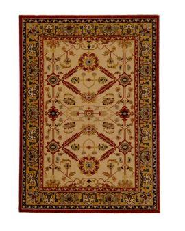 Aranjuez 809 Beig alfombras clásicas crevillent