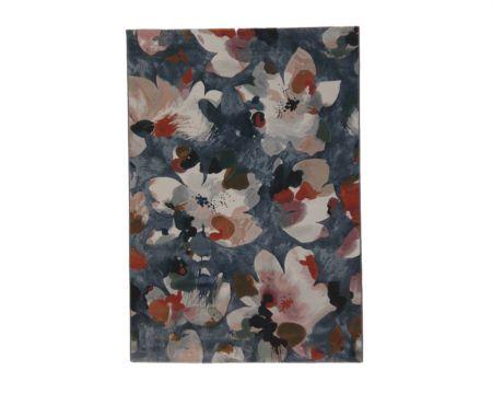 Alfombra flores ARGENTUM 63379 5626