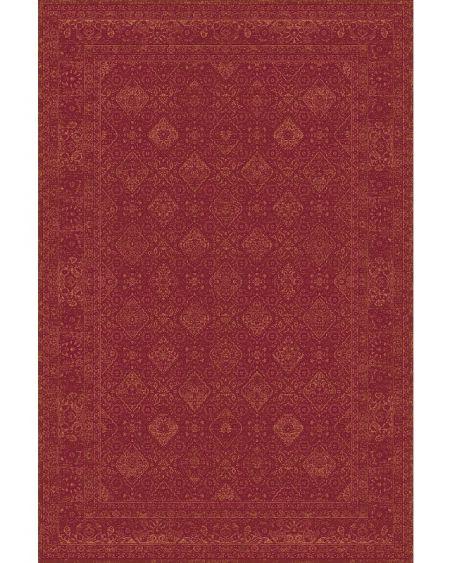 Alfombra clásica IMPERIAL 1951 672 color caldera