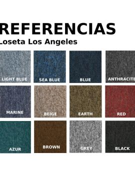 referencias loseta los angeles