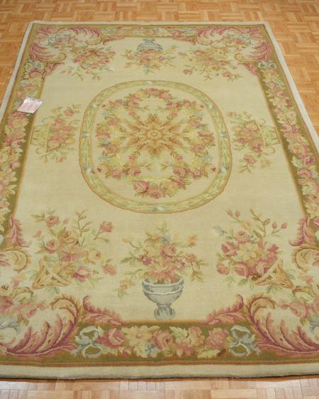 SAVONNERIE 20087 183x274 alfombras orientales clásicas