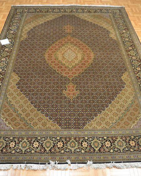 Alfombra oriental Tabriz Persa 20004 205x296