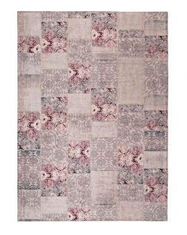 Alice 2116 gris alfombra patchwork