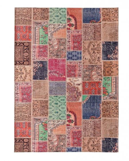 Alfombra patchwork ALICE 2117 Multi