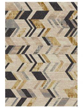 Fusión 16112 blanco alfombra moderna