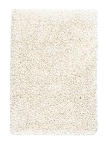 Alfombra de pelo largo blanca HIMALAYA 2501 100