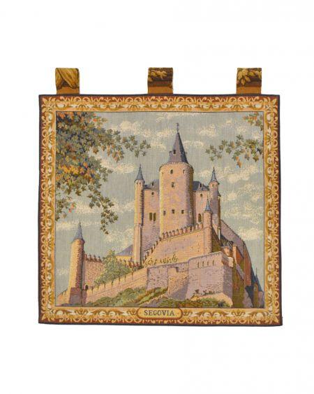 Tapiz de pared ´Alcazar de Segovia`
