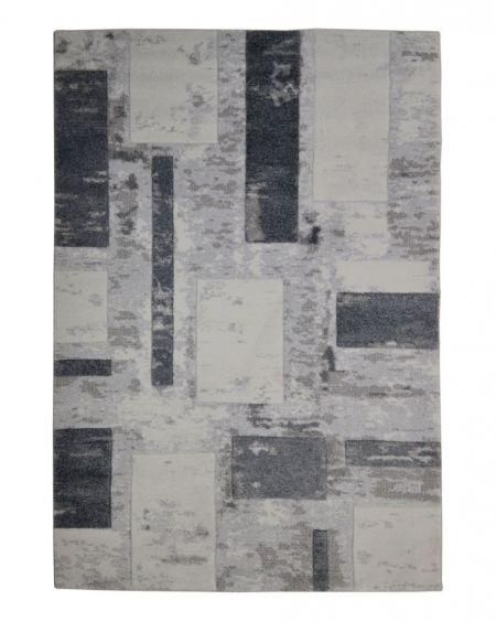 Alfombra moderna gris SHADE 58408