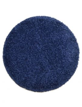 Alfombra redonda Twilight 3311 Cobalt Blue