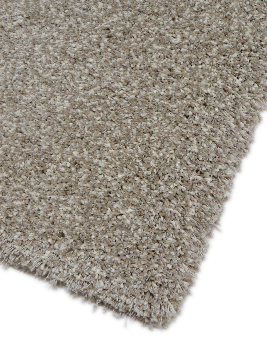 Alfombra shaggy twilight 2211 white linen alfombras nelo - Alfombras shaggy a medida ...