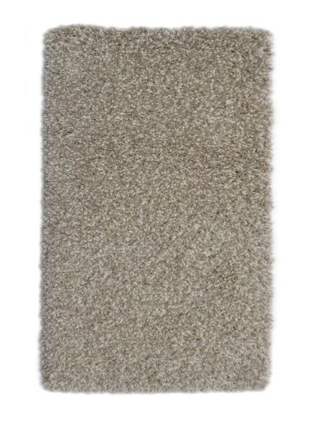 Alfombra shaggy Twilight 2211 White Linen