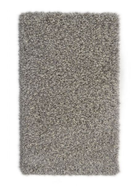 Alfombra shaggy Twilight 6699 White Silver