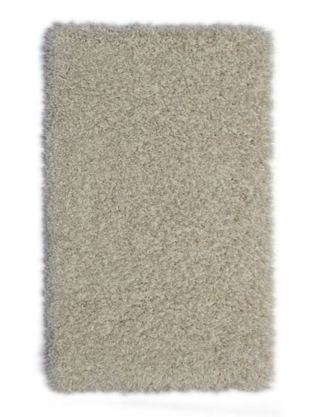 Alfombra shaggy Twilight 6926 White