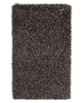 Alfombra shaggy Twilight 7799 Silver Bronze