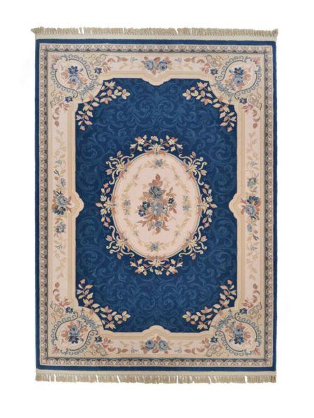 Alfombras de Crevillente Versalles Azul