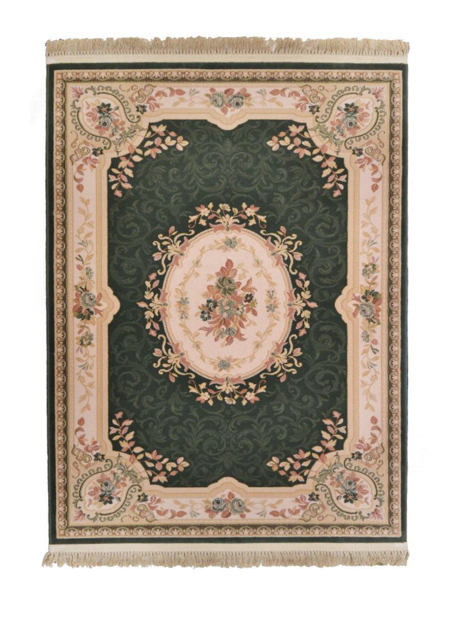 Alfombras de crevillente versalles verde cl sica alfombras nelo - Alfombras en crevillente ...