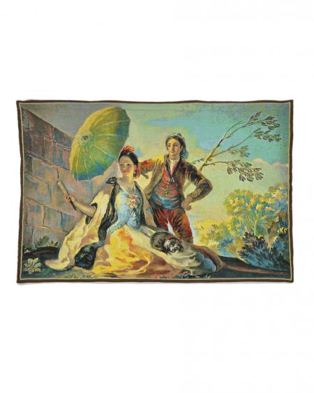 Tapiz de pared El Quitasol (Goya)