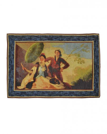 Tapiz de pared ´El quitasol` (Goya)
