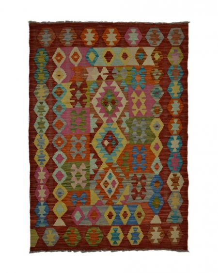Kilim estilo étnico Maymana 103x147