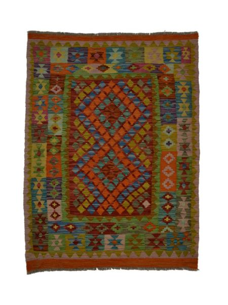 Kilim estilo étnico Maymana 107x152