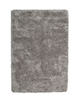 Alfombra de pelo largo gris HIMALAYA 2501 906